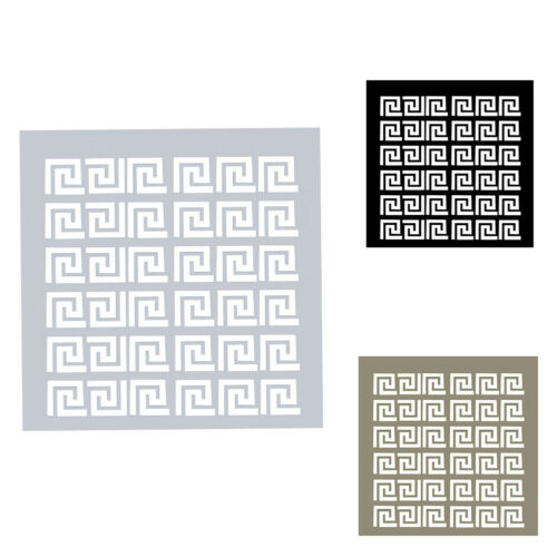 10Pcs 3D Mirror Geometry Vinyl Removable Wall Sticker Decal Home Decor Art DIY
