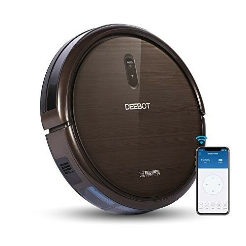 ECOVACS DEEBOT N79S Robot Vacuum Cleaner with Max Power Suction, Alexa Connectiv