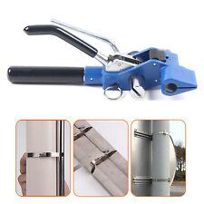 Stainless Steel Cable Tie Gun Zip Cable Tie Plier Bundle Tool Tensioning Trigger