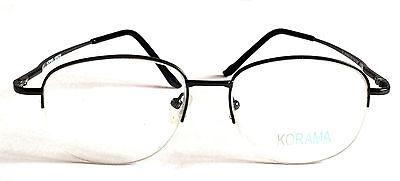 KRA016 Varifocals Progressive Multifocals Reading Glasses Half Rimless Frames