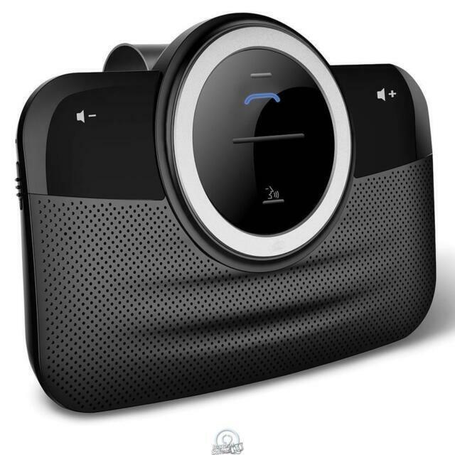 Bluetooth Hands Car Kit Speaker Phone Soaiy S 62 Stream Podcasts Calls For Sale Online Ebay