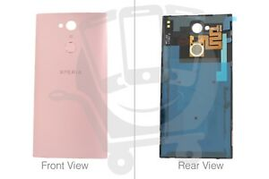 Genuine Sony Xperia L2 Pink Battery Cover - A/8CS-81030-0007