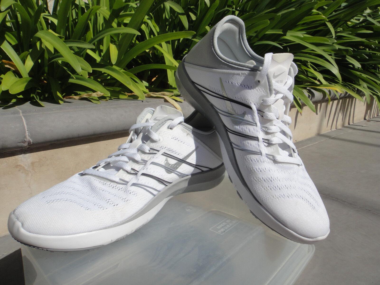 Niko Free TR Training scarpe scarpe  da ginnastica Bianco - argentoo, Dimensione femminile 7M  risparmia il 60% di sconto e la spedizione veloce in tutto il mondo