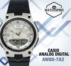 Casio-Analog-Digital-Watch-AW80-7A2