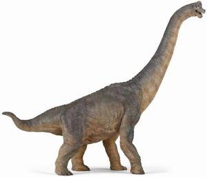 BRACHIOSAURUS-Dinosaur-55030-FREE-SHIP-USA-w-25-Papo-Items