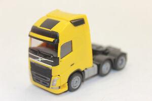 Herpa-305556-Volvo-FH-GL-XL-6x2-solo-tractor-1-87-h0-nuevo-en-OVP