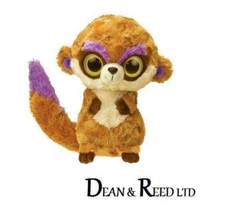 "YooHoo and Friends 5"" - Meerkat Soft Plush Cuddly Soft Toy Teddy By Aurora"