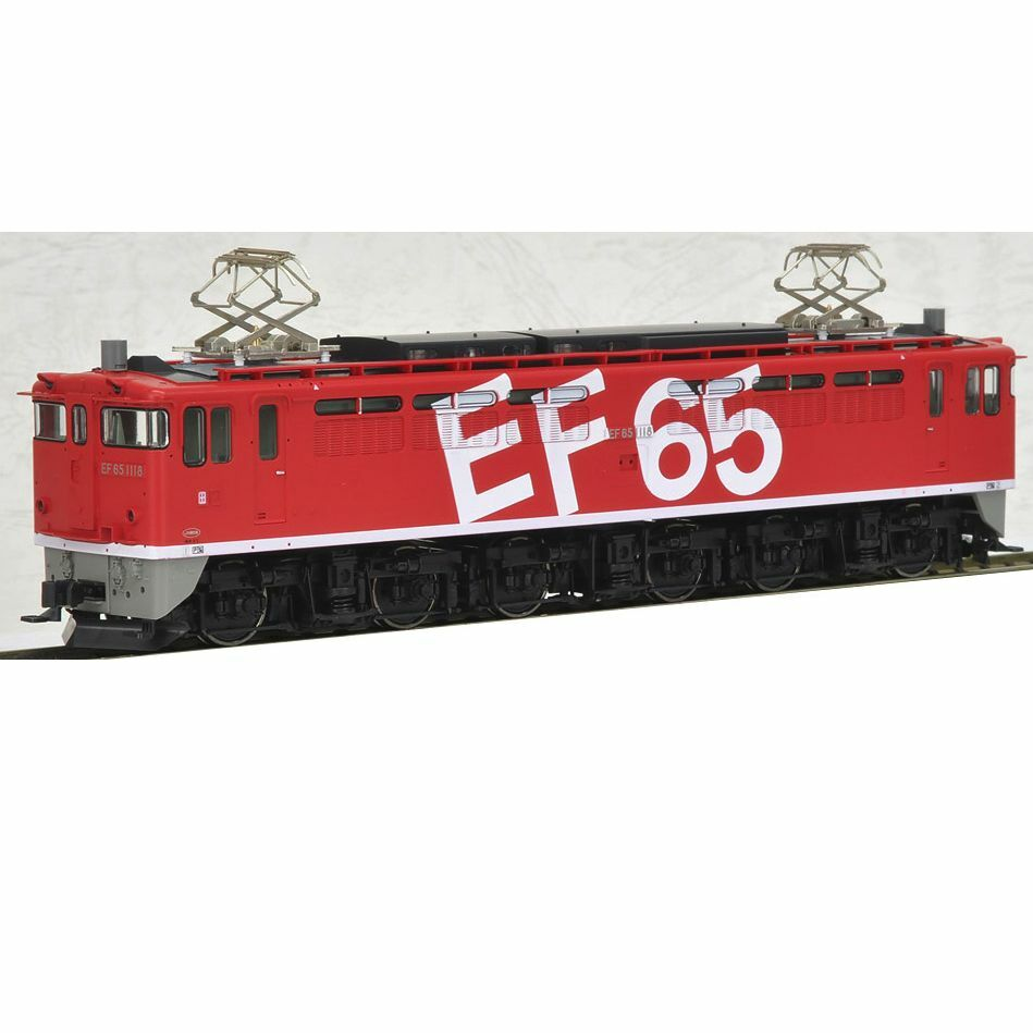 Kato 1 -307 Electric Locomotive EF65 -1118 Rainbow - HO