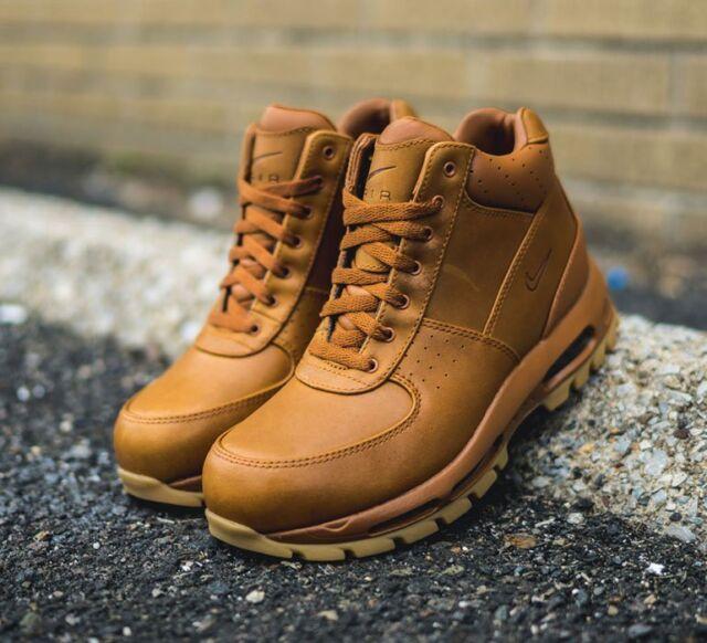 c2072c7d5c6 Nike Air Max Goadome Mens 865031-208 Tawny Brown ACG Waterproof BOOTS Size 8