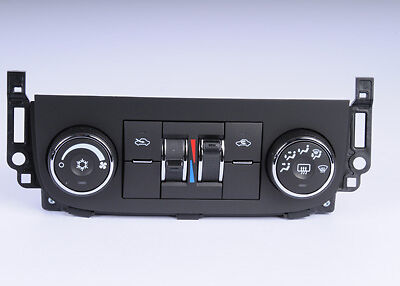 Genuine GM Dash Control Unit 20972894