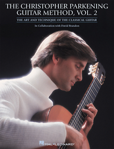 "/""THE CHRISTOPHER PARKENING GUITAR METHOD/"" VOL 2 MUSIC BOOK-BRAND NEW ON SALE!!"