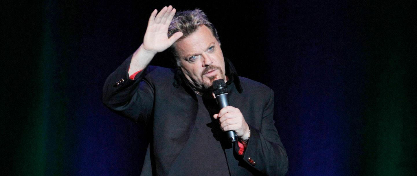 "Eddie Izzard ""Believe Me"" Book Tour"
