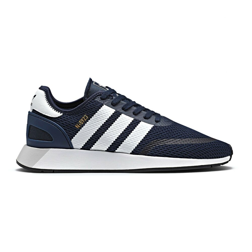 commande Adidas N 5923 homme Iniki DB0961 homme 5923 chaussures Navy blanc c80695