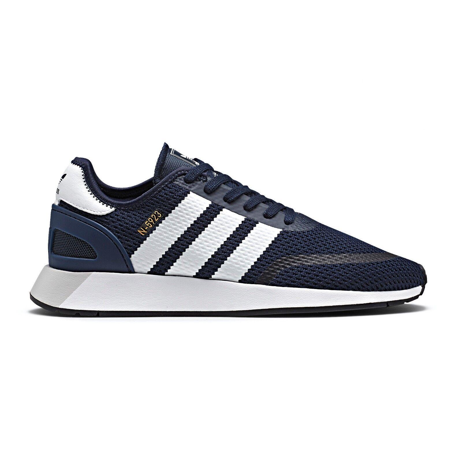 Adidas - N-5923 Iniki   DB0961 - Mens Shoes   Navy / White / Black