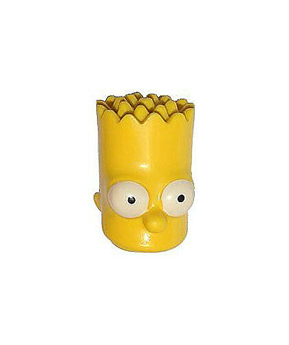 NEW LEGO - Head Modified - The Simpsons - Bart Simpson - 71016 The Kwik-E-Mart