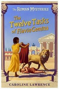 The-Roman-Mysteries-The-Twelve-Tasks-of-Flavia-Gemina-Book-6-Lawrence-Caroli