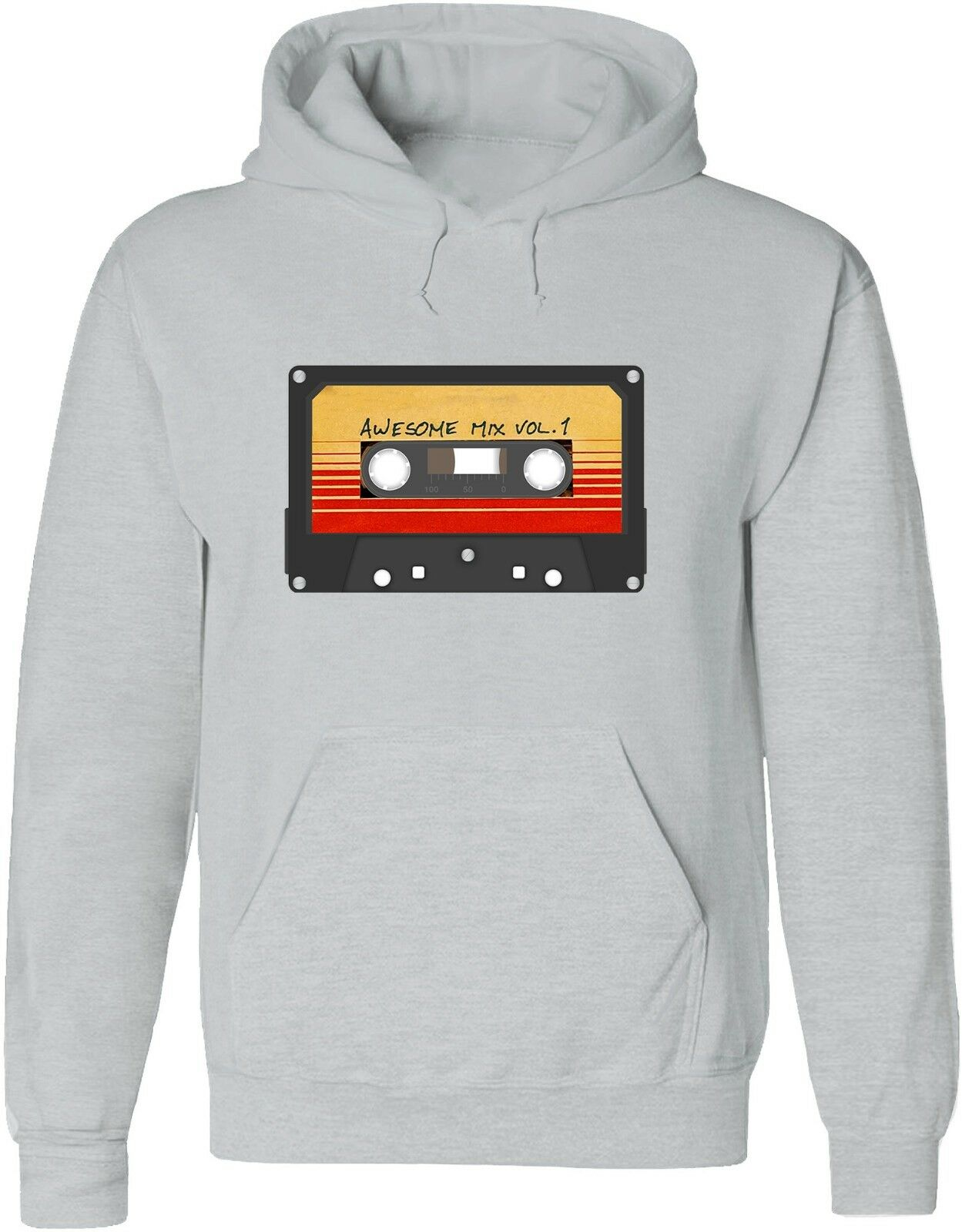 Guardians of The The The Galaxy Awesome Mix Volume 1 Cassette Sweater Hoddie HOD010 4b3ee8