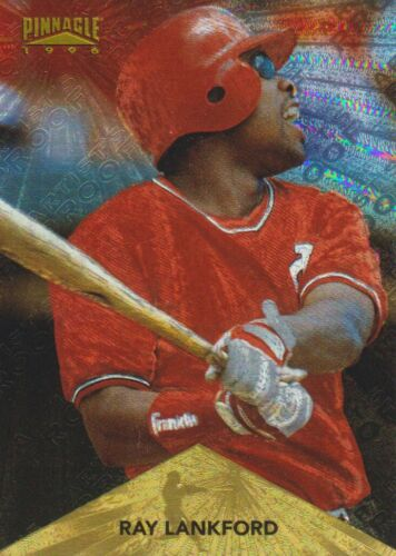 1996 Pinnacle Starburst Parallel Baseball Cards Pick From List