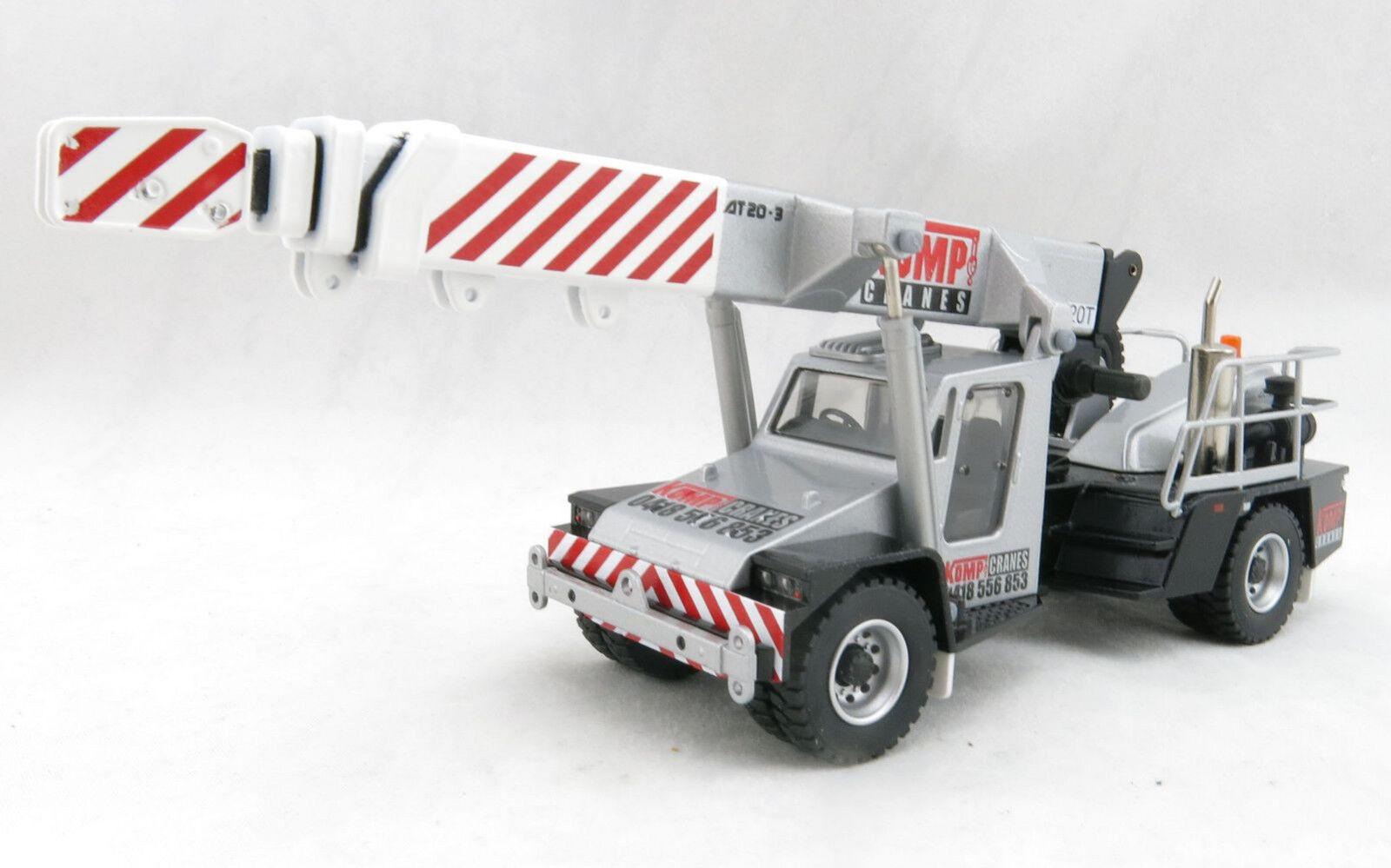 Conrad 2113 10 Australian Terex AT20-3 Franna Mobile Crane KOMP Cranes VIC 1 50