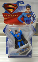 Superman Returns Flying Attack Superman Action Figure Mattel