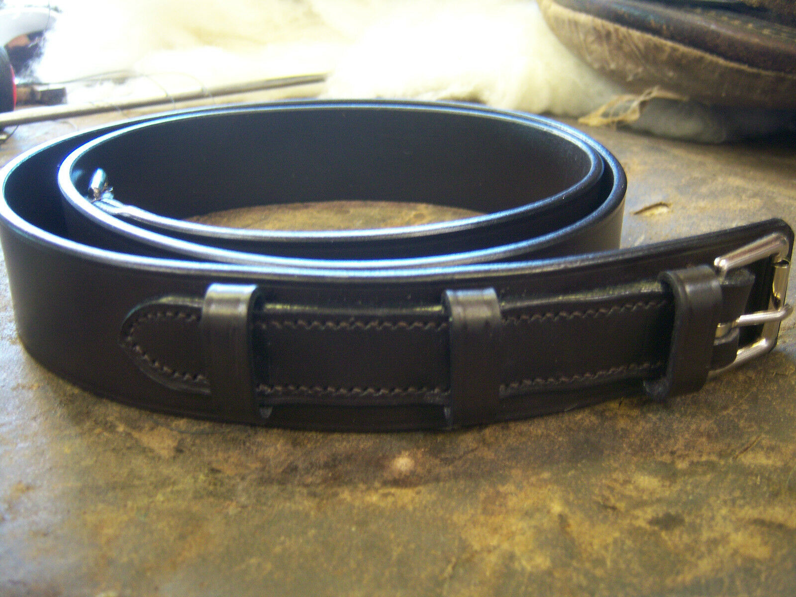 Leather  Balance Strap for Side Saddle Sidesaddle Owen Mayhew Champion & Wilton  the lowest price