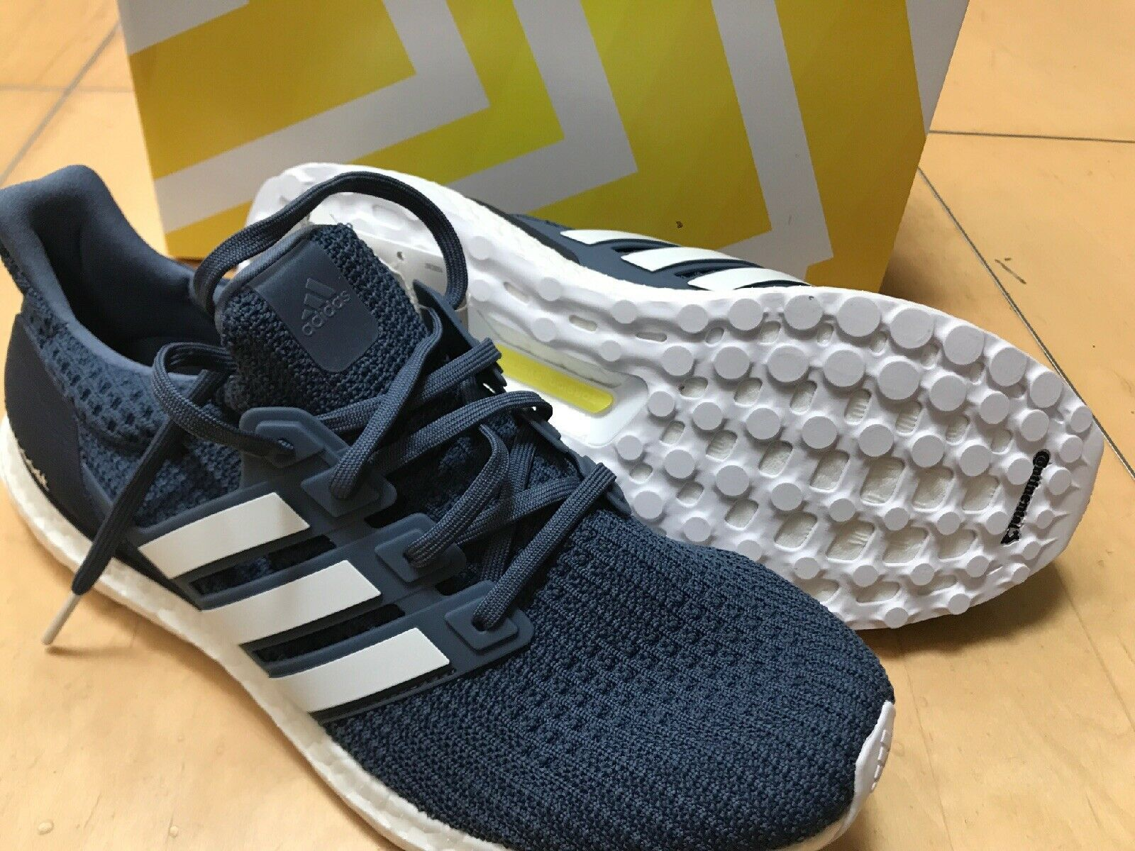 Adidas Ultra Boost mannen disputen 65533;655533shardlopen schoenen afmeting 8.5 Nieuw
