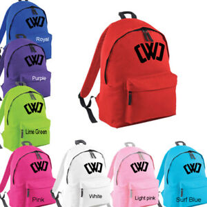 Details about CWC, Chad Wild Clay Ninja Backpack Rucksack School GYM PE  College Bag Youtube