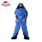 Naturehike 4 Season Camping Cotton Sleeping Bag Ultralight Warm Sleeping Bag