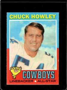 1971-TOPPS-238-CHUCK-HOWLEY-VGEX-COWBOYS-NICELY-CENTERED-X2640