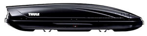 Thule Dachbox Motion Sport (600) black schwarz glänzend 190x67 320 Liter 620601