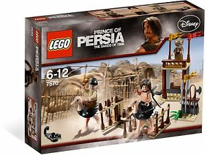 LEGO-Prince-of-Persia-7570-Vogel-Strauss-Rennen-NEU-OVP-Ostrich-Race-NEW-MISB