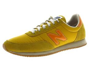 New Balance UL 720 Herren Schuhe Sneaker Laufschuhe Gr 44 Gelb Leder