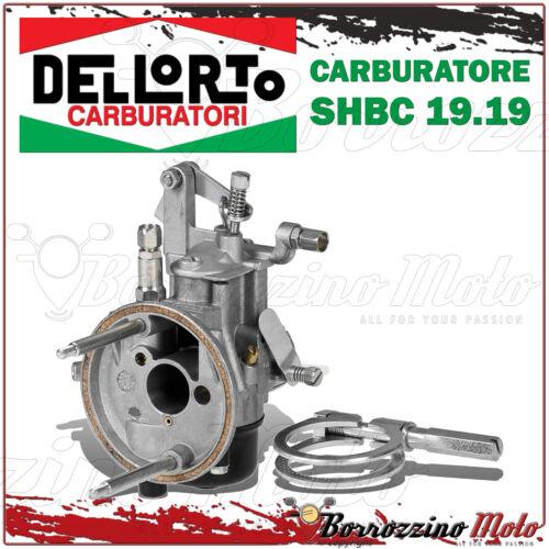 Carburador Dellorto shbc 19.19 Piaggio Vespa 50 Special R L N 125 ET3 Primavera