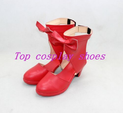 Anime Psalms of Planets Eureka SeveN Anemone Cosplay Boots Shoes