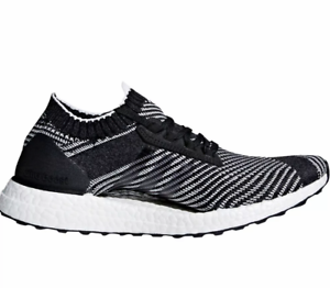 ADIDAS CQ0009 ULTRABOOST X Wmn´s (M) Core-Black Grey Prime-Knit Running shoes