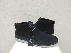 97e902d4259 Details about UGG DARK GREY FREAMON WATER-PROOF LEATHER CHUKKA BOOTS, US  13/ EUR 46 ~ NIB