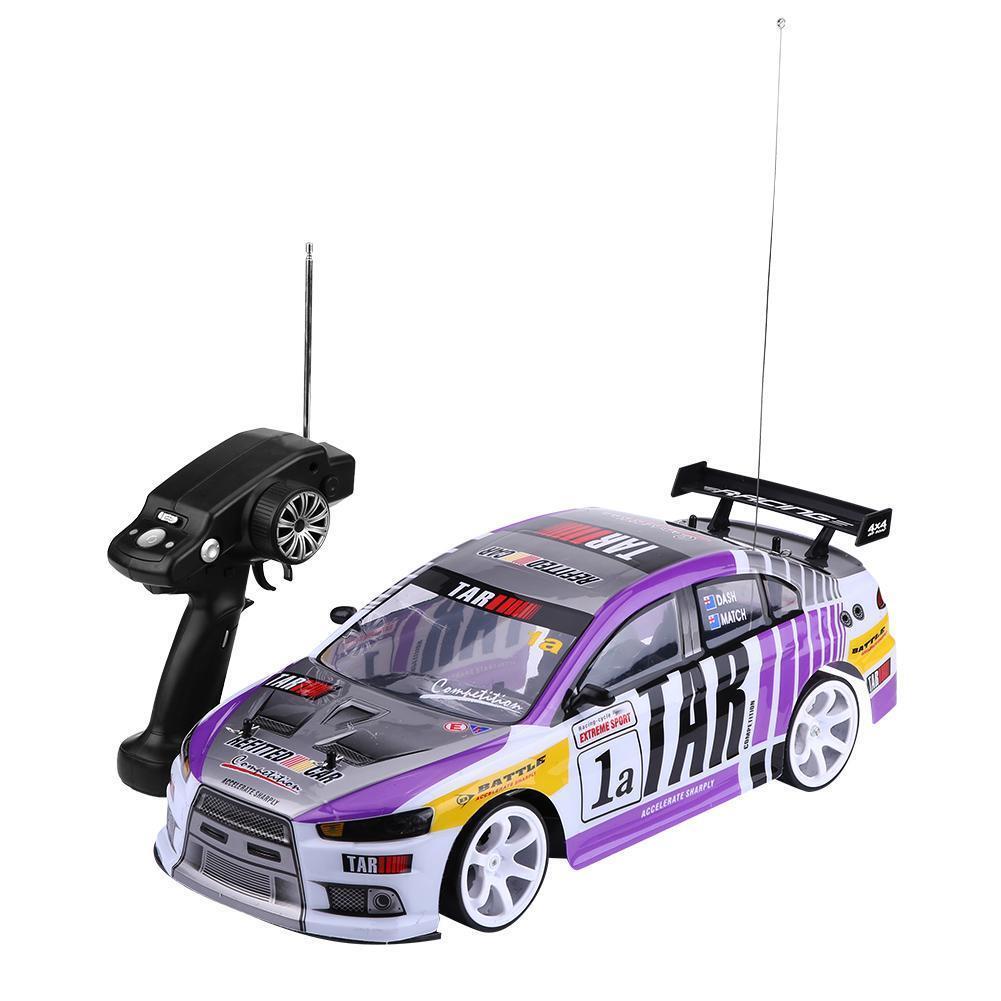 70 km   h high speed 1   10 4wd - fernbedienung modell rc rennwagen drift spielzeug - fahrzeug