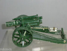 """VINTAGE BRITAINS No.9740 18"""" HEAVY  HOWITZER   FOR RENOVATION   (2nd VERSION )"""