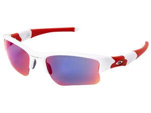 Oakley-Flak-Jacket-XLJ-Sunglasses-03-942-Polished-White-Red-Iridium