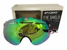 New Giro Eye Shield Loden Yellow for Giro Air Attack Helmet