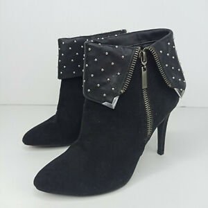 Kelly-amp-Katie-Ivana-Ankle-Boots-Women-Size-6-5