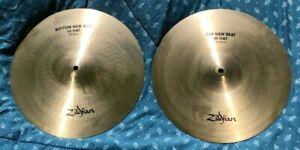 Zildjian-New-Beat-14-034-HiHats-Cymbals-Hi-Hats