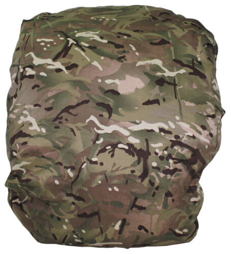 Genuine British Army Military PLCE Rucksack Bergan MTP cover Large new or used