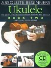 Absolute Beginners Ukulele Book 2 (Book and CD) by Steven Sproat (Paperback, 2008)