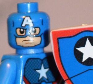 C14 Marvel Super heroes Captain America figure US Seller Avengers