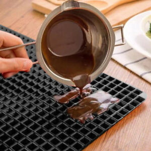 BBQ-Pan-Bakeware-Mat-Silicone-Baking-Pad-Mould-Microwave-Oven-Tray-Sheet-Home