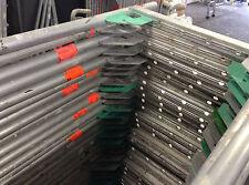 Gebrauchtes Alu Gerüst Fassadengerüst Layher/Assco/MJ ca. 81m²