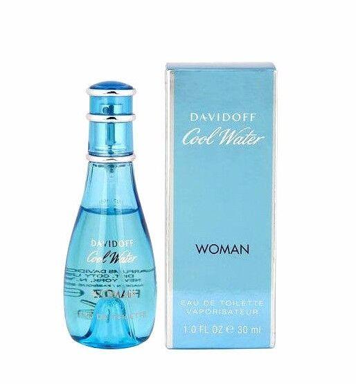 Davidoff Cool Water Fragrance for Women 30ml EDT Spray