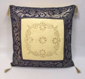Image Is Loading 16 034 Square French Country Decorative Throw Pillow