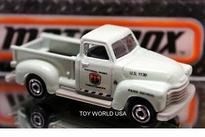 2020 Matchbox ´47 Chevy AD 3100 MBX Countryside # 96//100  OVP Sealed Pickup